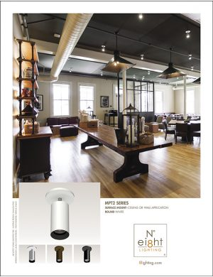 No8Lighting-MPT2-Series Round-Commercial - 2